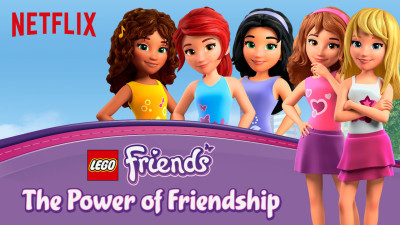 LEGO Friends: Power of Friendship is a great series to add to your Netflix playlist.