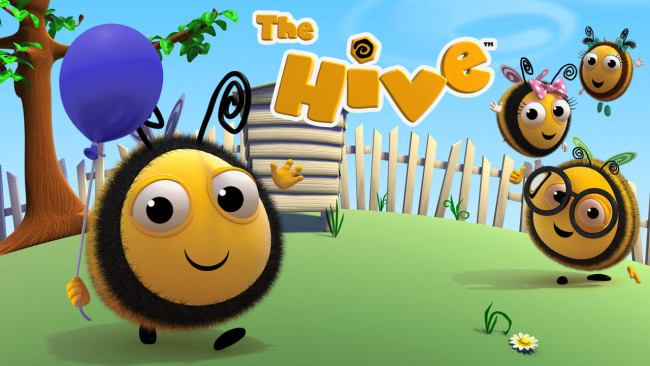 The Hive is on my list to help educate and entertain my kids during our Netflix summer.