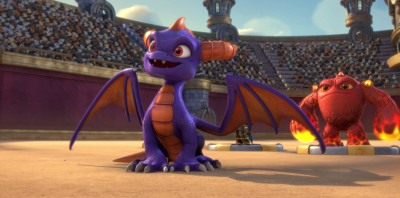 Skylanders is coming to Netflix this Fall.