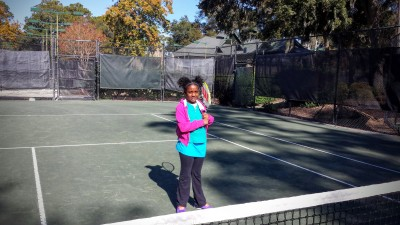 Play Your Court offers lessons for kids as well as adults.