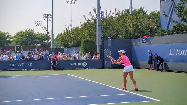 So maybe you won't be playing at the US Open but Play Your Court can help everyone get better.