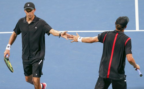 The BB&T Atlanta Open features some of the best tennis players in the world including doubles champtions, the Bryan brothers.