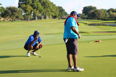 Black Enterprise Golf & Tennis Challenge is for people at all levels.