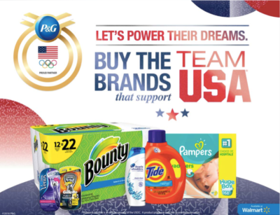 P&G is helping to power the dreams of the athletes in the Rio Olympics.