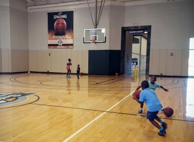 Life Time Fitness is a great place for kids!