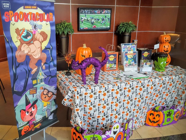Life Time Athletic Atlanta is hosting a Spooktacular on Oct. 22nd.