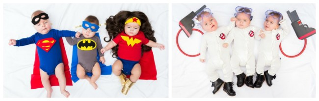 DIY Halloween Costume: Super kids