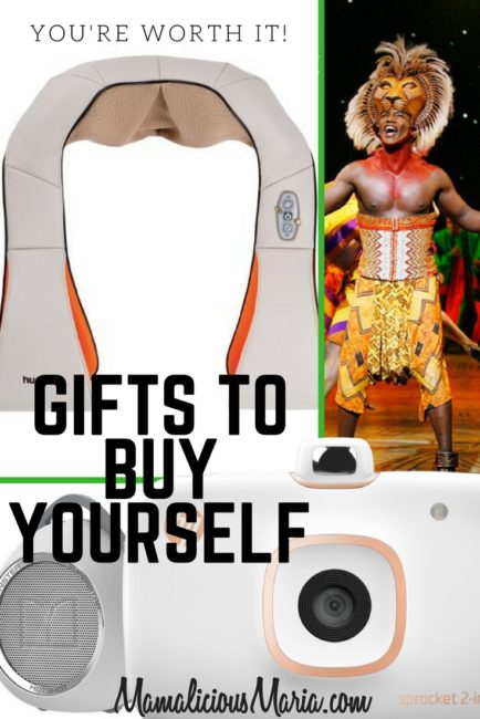 These are the best gifts to buy for yourself. You deserve it! Of course, you can also give them to others too!