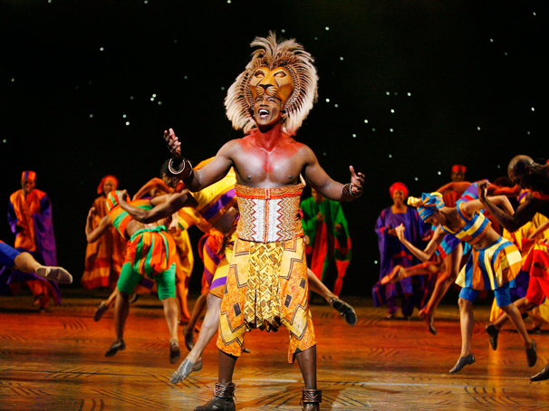 Get tickets to Disney's The Lion King when it comes to Atlanta next month!