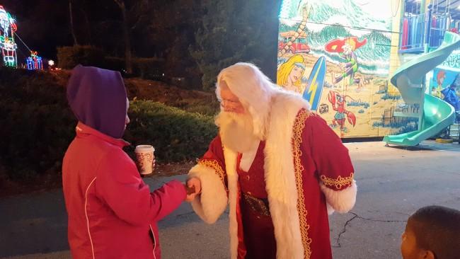 LanierWorld hosts one of the best 2016 Atlanta holiday events.