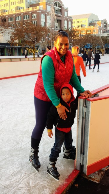 SKATE Atlanta is one of the many fun activities happening at Atlantic Station in Atlanta this month.