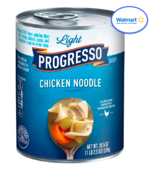 Leftover Chicken Soup made with Progresso Soup as a base is the easiest recipe you will ever make!