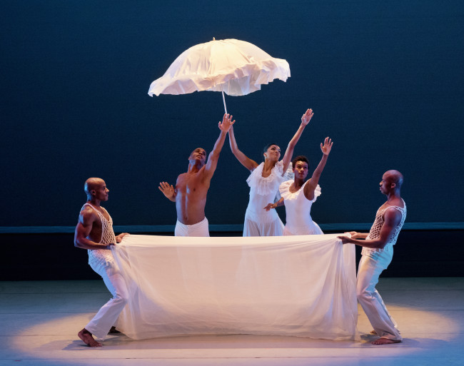 Revelations Alvin Ailey American Dance Theater