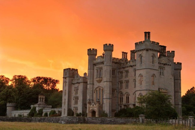 """The Duns Castle is one of the amazing homes in the HomeAway """"Castle Collection"""""""