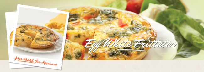 CedarLane Frittatas can help you be healthy by giving you an easy, filling breakfast.
