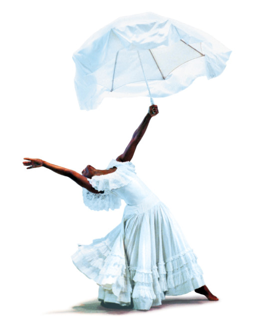 Alvin Ailey American Dance Theater returns to Atlanta.