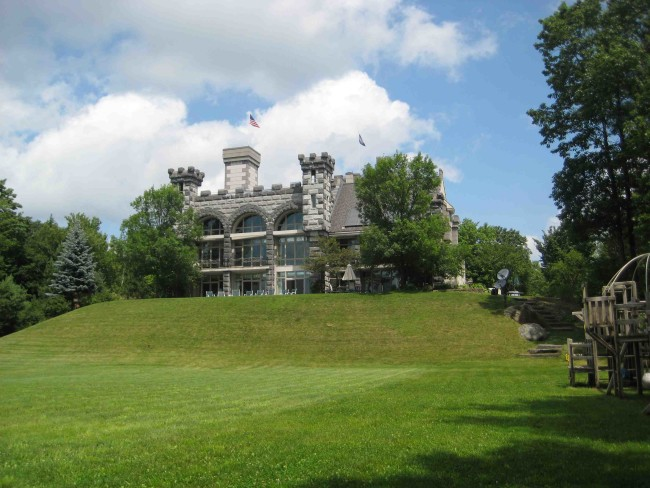 This 11,000 square foot castle is in Rhode Island!