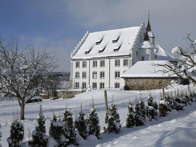 This historic castle is in Stühlingen, Germany.