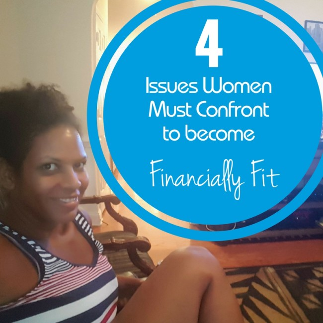 Being financially fit is not easy for moms. There are 4 factors making it hard.