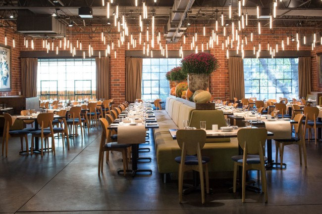 The Atlanta Easter activities include brunch at one Midtown.