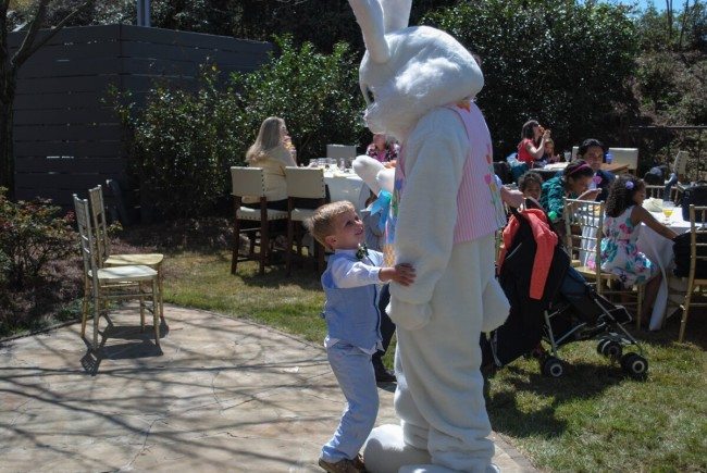 The Atlanta Easter activities include the brunch and egg hunt at Park Tavern.