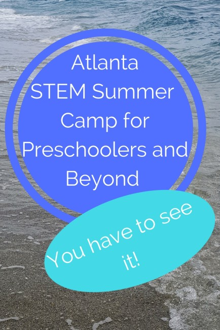 This is the Atlanta STEM Summer Camp for Preschoolers and beyond that you should check out.