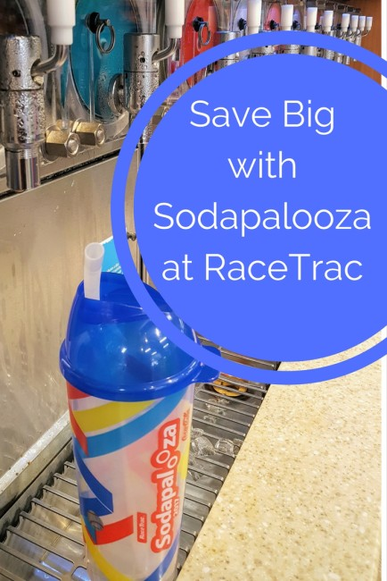 During sodapalooza 2017, you can get free refills all summer.