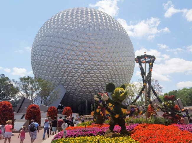 You can still save money and stay near Florida theme parks like Epcot at Walt Disney World Resort.