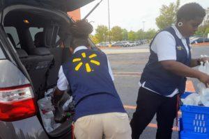 Walmart Grocery Pickup Will Make You Actually Want to Shop #walmartgrocery #momhacks