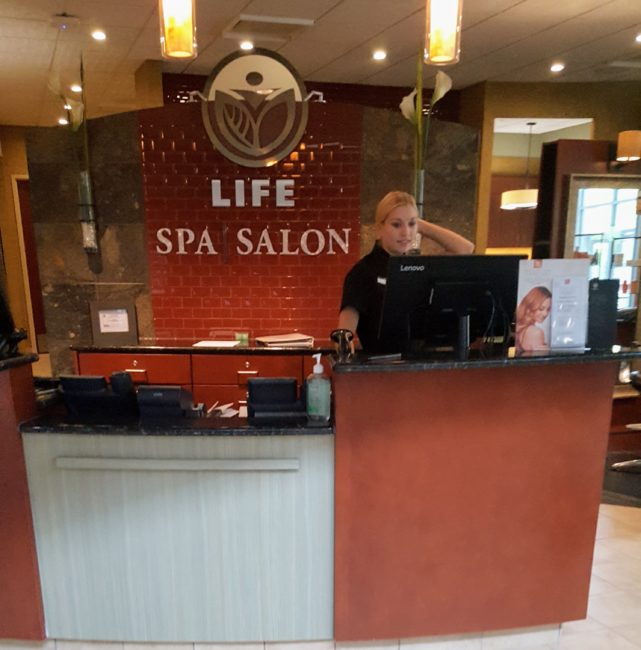 Visit the LifeSpa for their Fall Treat event. A spa day always makes a good moms night out.