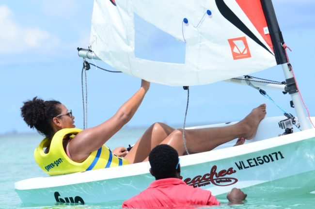 I went to Sailing School at Beaches Negril which was one of my favorite adventures in all the world travel we have done.