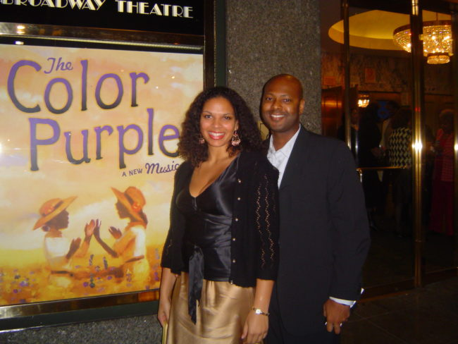 The Color Purple is one of my all time favorite Broadway productions and it's in Atlanta this week!