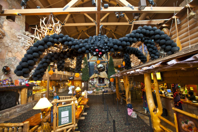 Howl-O-Ween at Great Wolf Lodge continues throughout the month of October.