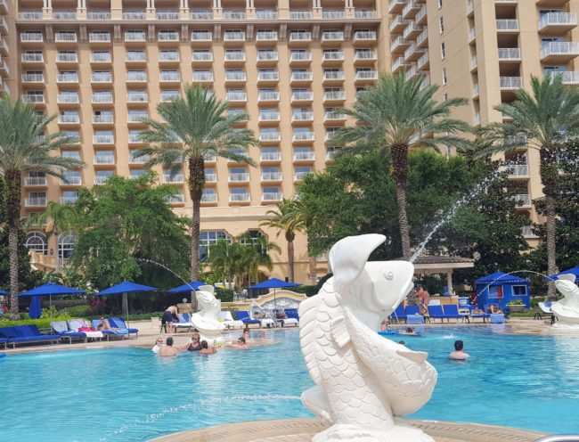 Check out the Cyber Monday travel deals at Marriott's Ritz-Carlton Grande Lakes Orlando.