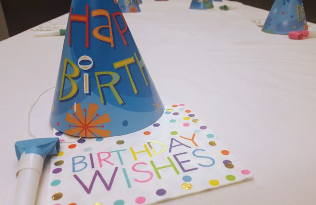 The best kids birthday party doesn't have to be expensive.