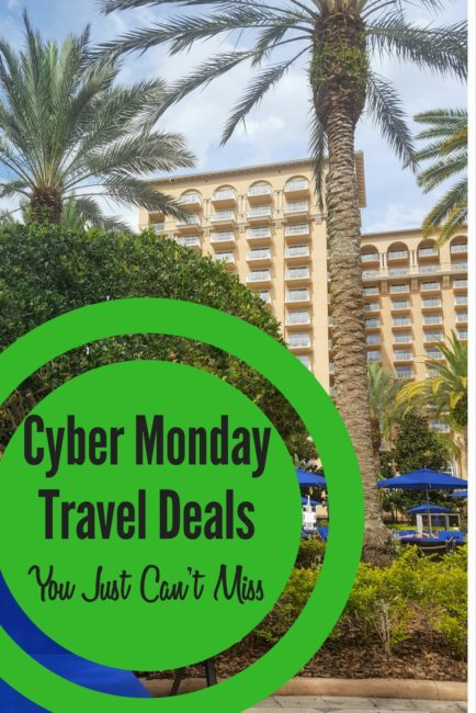Cyber Monday travel deals you can't miss.