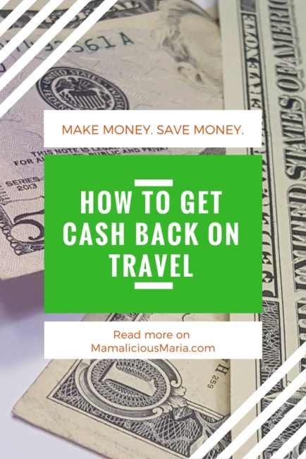 The Dosh app will help you make money on holiday travel as well as save money.