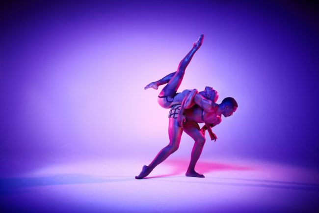 Come see the majesty of Alvin Ailey in Atlanta for a great Valentine's Day date night.