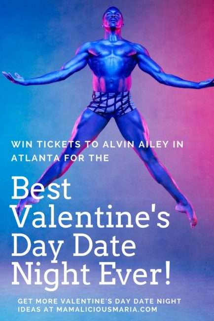 ome see the majesty of Alvin Ailey in Atlanta for a great Valentine's Day date night.
